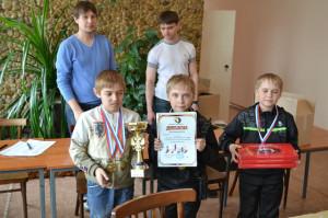 Команда Киселевска
