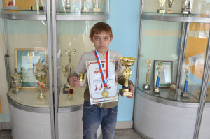 Данил Григорьев